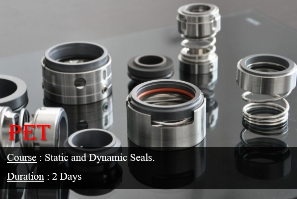 Static and Dynamic Seals (ME09)