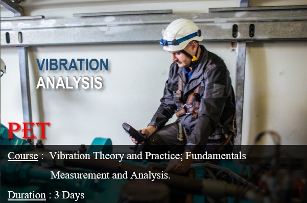 Vibration Fundamentals, Measurements, and Analysis (ME03)