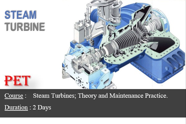 Steam Turbines, Theory and Practice (ME06)