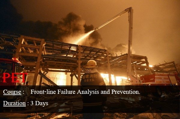 Front-Line Failure Analysis, and Prevention (ME25)