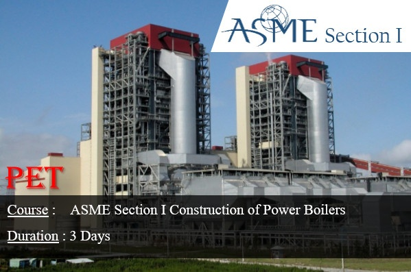 ASME Section I Power Boilers (ME29)